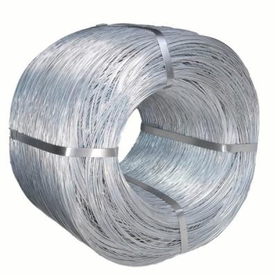 ПРОВОЛОКА оцинкованая, (Ø 2.5) термически не обработанная, в Розеттах 500-700 кг